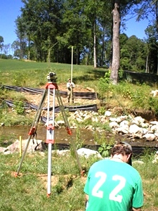 Fluvial Geomorphology Investigations